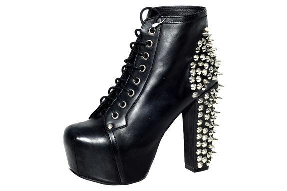 Купить Ботинки С Шипами